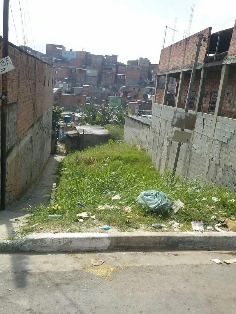 Terreno, Cidade Tupinambá, Guarulhos (TE0328)