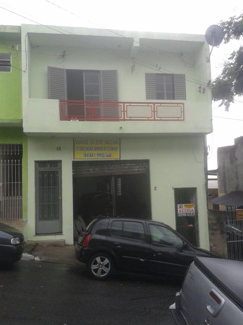Casa, Vila Paranaguá, São Paulo (SO1110)