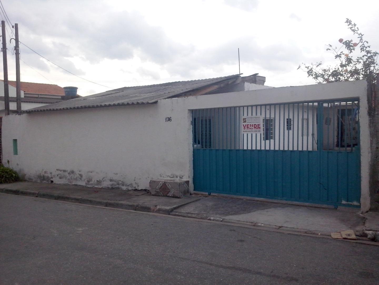 Casa 2 Dorm, Jardim das Bandeiras, Mogi das Cruzes (CA0830)