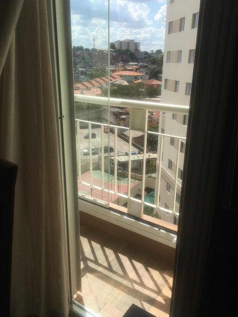Apto 2 Dorm, Jardim Alzira, São Paulo (AP2835)
