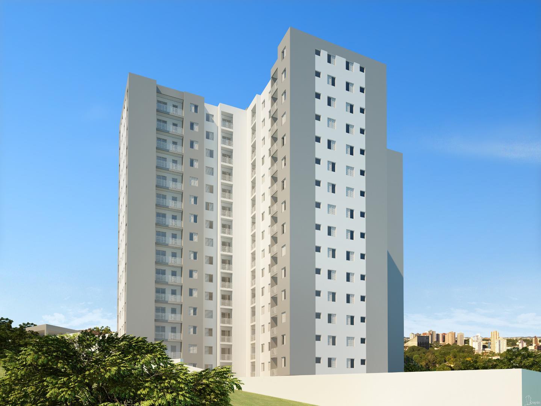 Apto 2 Dorm, Vila Bremen, Guarulhos (AP2795)