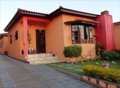 Casa 3 Dorm, Vila Suissa, Mogi das Cruzes (CA0827)
