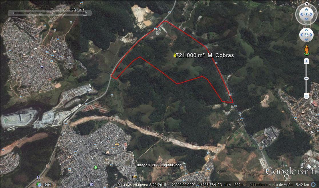 Terreno, Jardim Ponte Alta I, Guarulhos (AR0388)