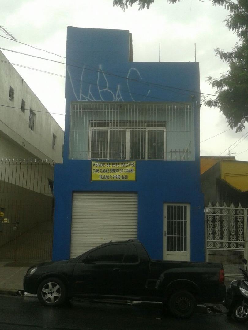 Casa, Vila Paranaguá, São Paulo (SO1111)