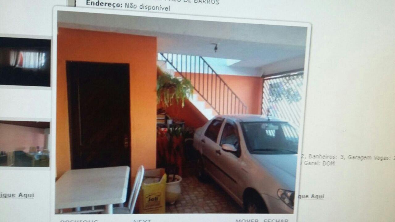 Casa 2 Dorm, Conjunto Residencial Paes de Barros, Guarulhos (CA0799)