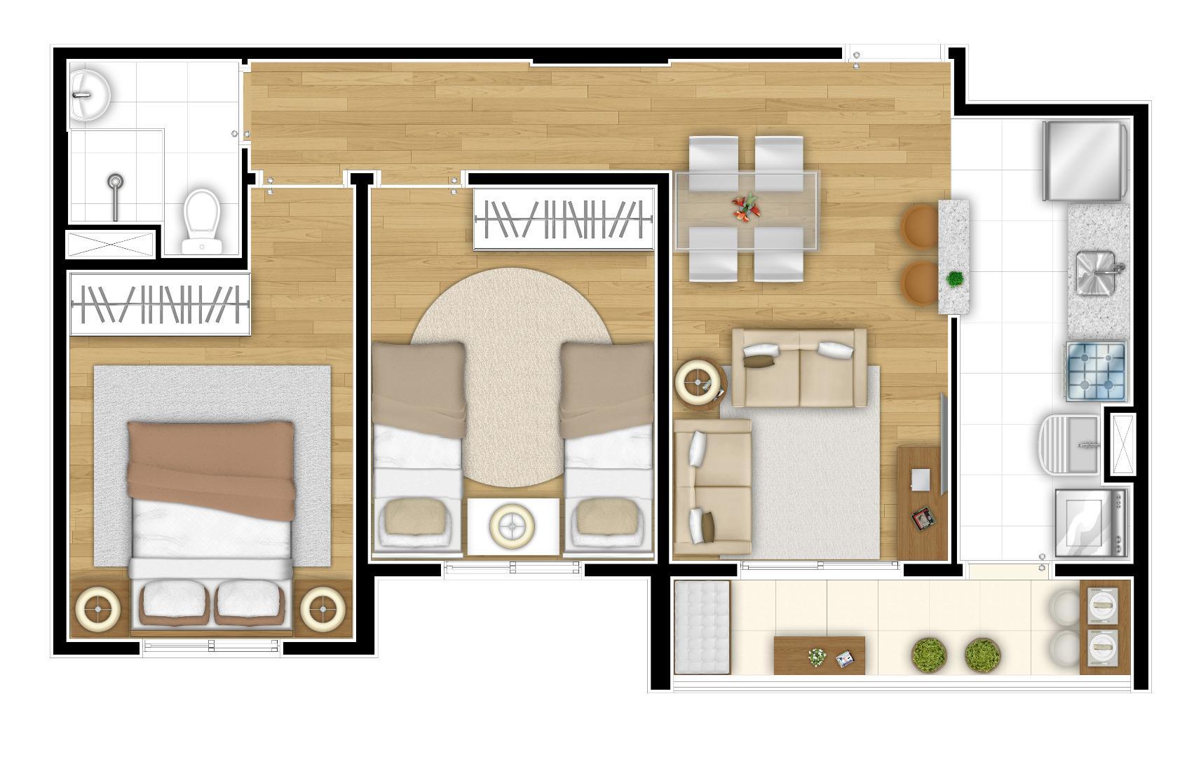 Soute Imóveis - Apto 2 Dorm, Vila Bremen (AP2795) - Foto 10