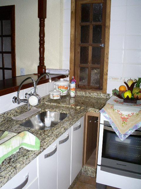 Casa 3 Dorm, Jardim Colonial, Ribeirão Pires (SO0952) - Foto 2