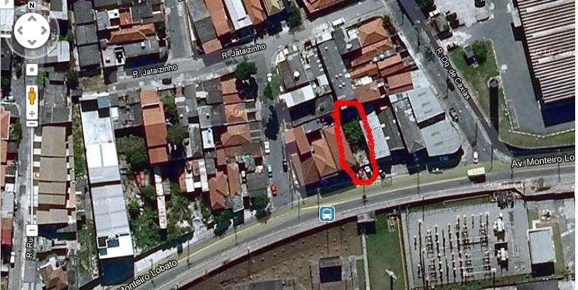 Terreno, Vila Fátima, Guarulhos (TE0046)