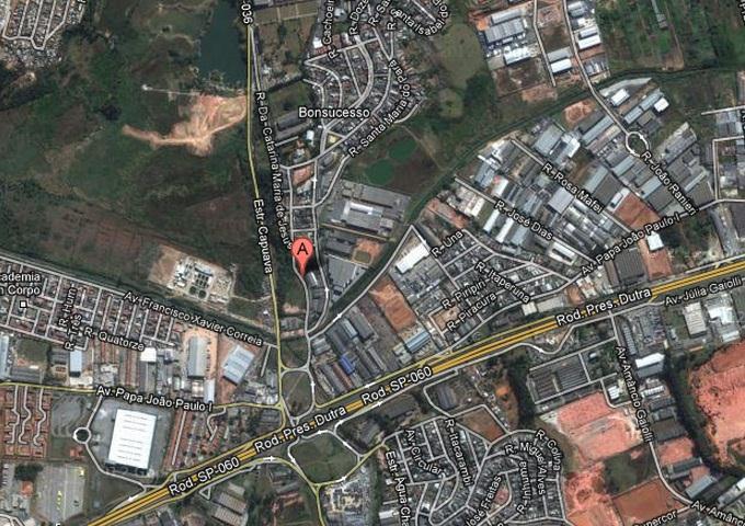 Terreno, Vila Nova Bonsucesso, Guarulhos (AR0046) - Foto 5