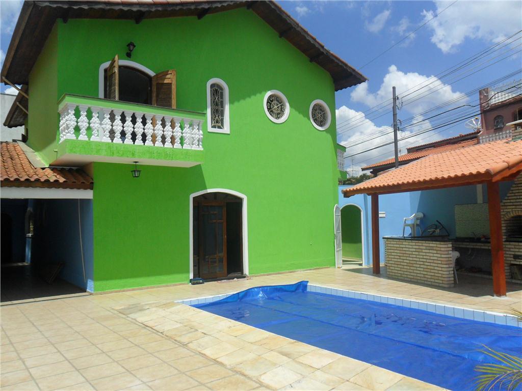 Casa 4 Dorm, Jardim Santa Clara, Guarulhos (SO0419)