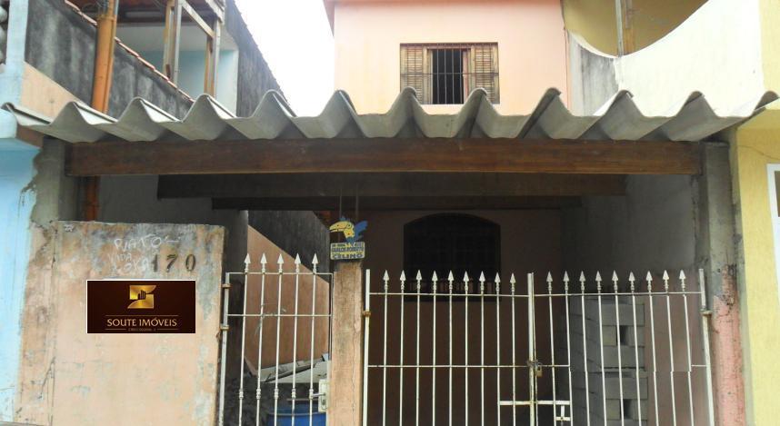 Casa 2 Dorm, Jardim Acácio, Guarulhos (SO0367)