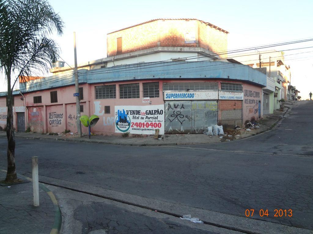 Galpão, Jardim Santa Emilia, Guarulhos (GA0057)