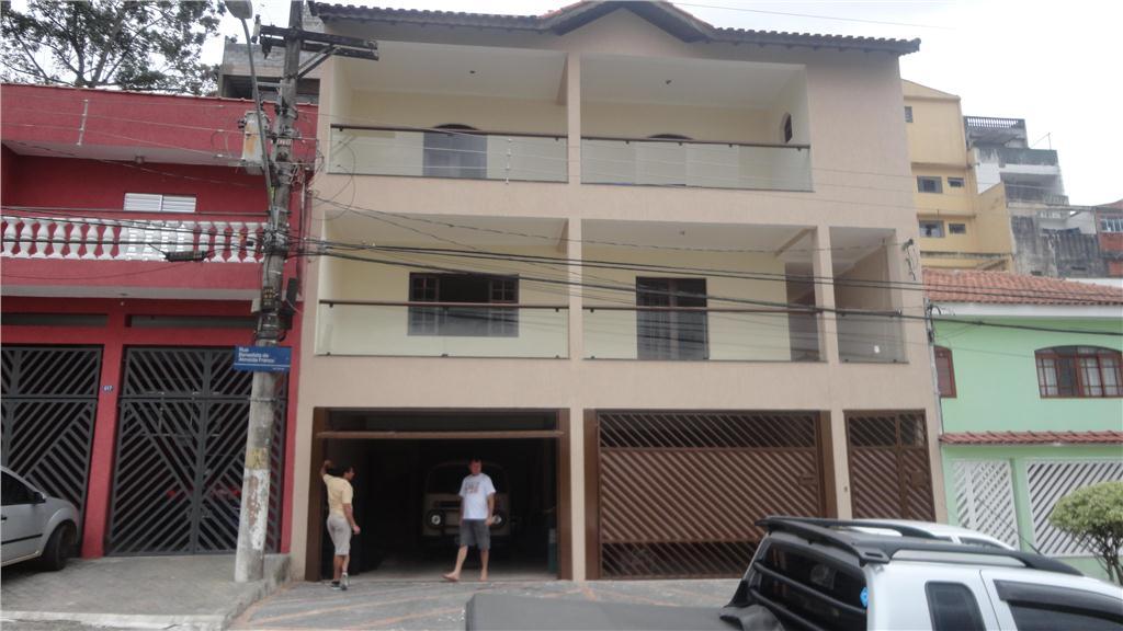Casa 4 Dorm, Parque Continental, Guarulhos (SO0388)