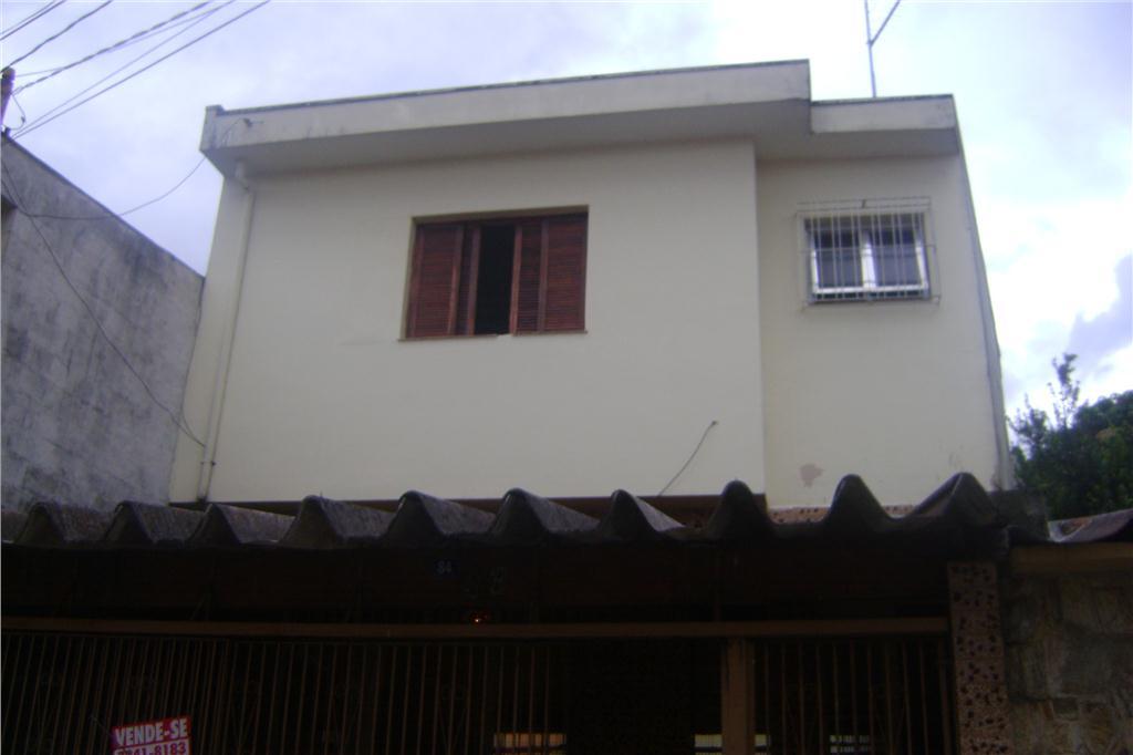 Casa 3 Dorm, Vila Harmonia, Guarulhos (SO0554)