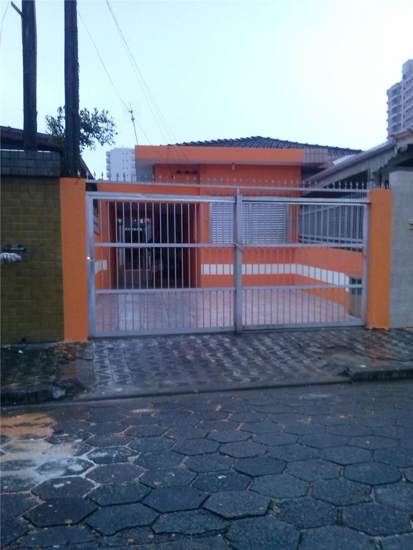 Casa 2 Dorm, Campo da Aviação, Praia Grande (CA0342)