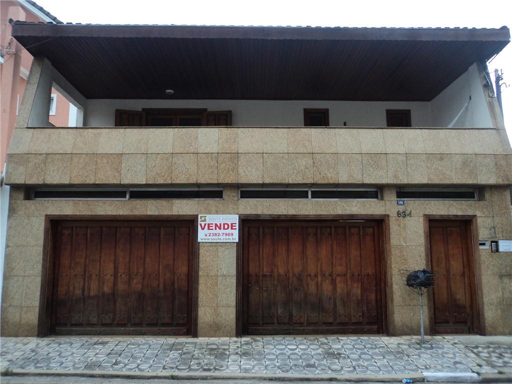 Casa 4 Dorm, Vila Rosália, Guarulhos (SO0439)