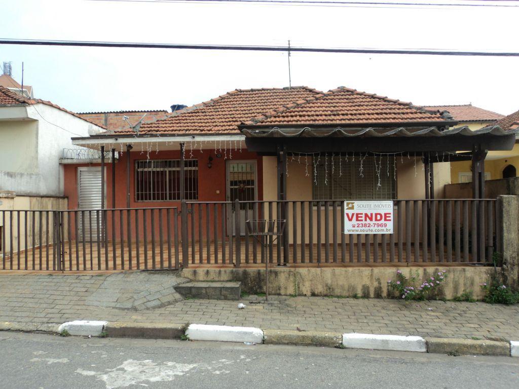 Casa 2 Dorm, Ponte Grande, Guarulhos (CA0241)