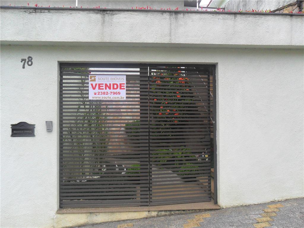 Casa 3 Dorm, Tucuruvi, São Paulo (CA0257)