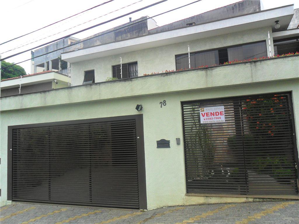 Casa 3 Dorm, Tucuruvi, São Paulo (CA0257) - Foto 2