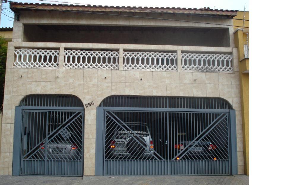 Casa 3 Dorm, Vila Matilde, São Paulo (SO0542)