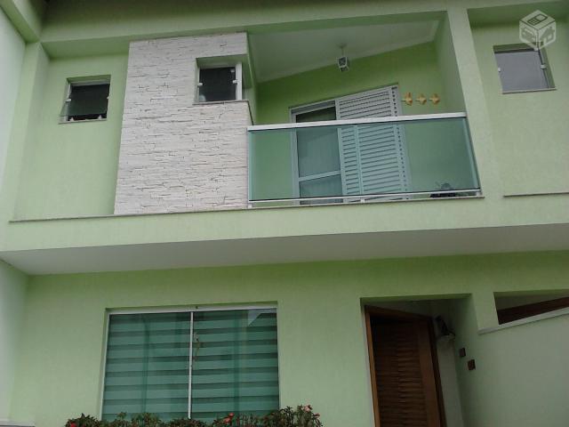 Casa 3 Dorm, Vila Floresta, Santo André (CA0265)