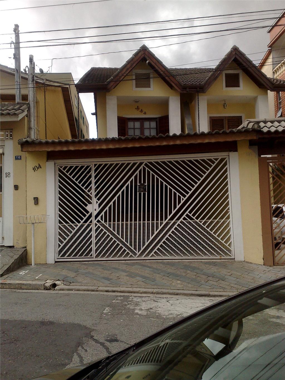 Soute Imóveis - Casa 4 Dorm, Vila Aliança (CA0344)