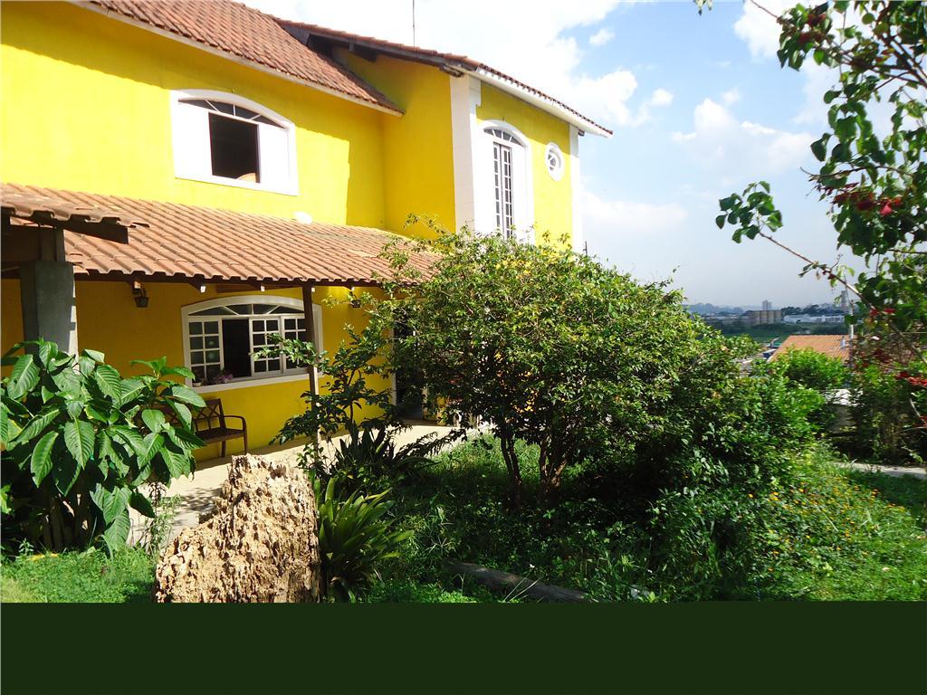 Casa 3 Dorm, Jardim Santo Afonso, Guarulhos (CA0294)