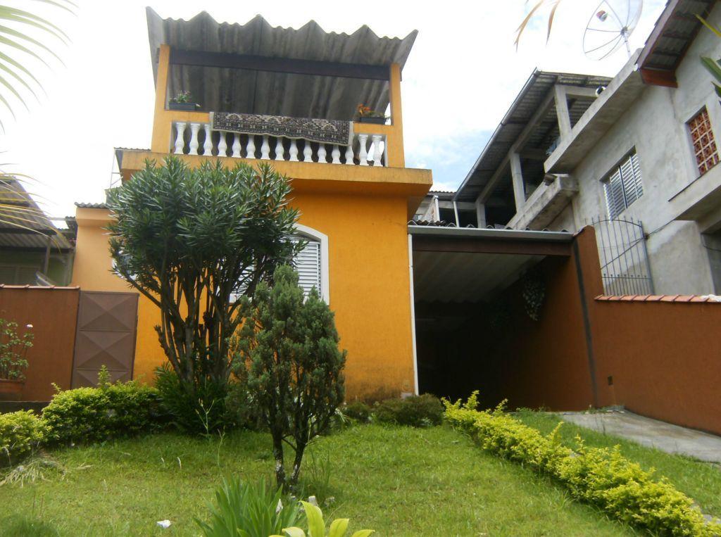 Casa 3 Dorm, Parque Continental, Guarulhos (SO0540)