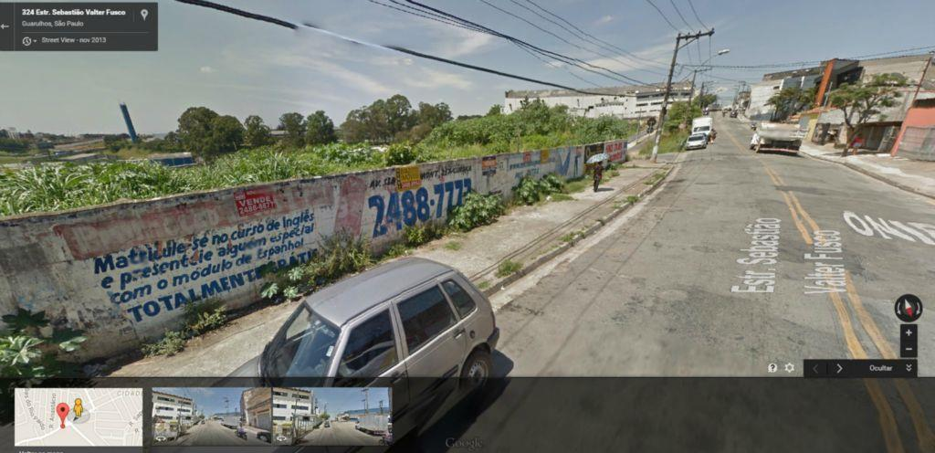 Terreno, Cumbica, Guarulhos (TE0186)