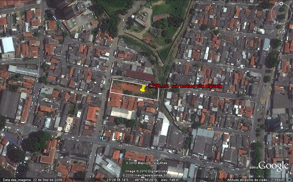 Terreno, Vila Itapegica, Guarulhos (AR0080) - Foto 2