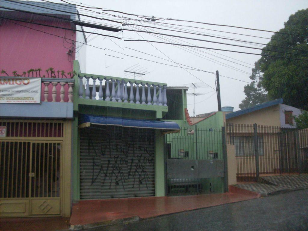 Casa 3 Dorm, Vila Flórida, Guarulhos (SO0581)