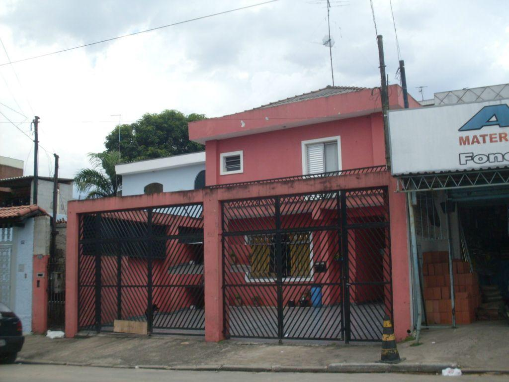 Casa 3 Dorm, Jardim Bela Vista, Guarulhos (SO0603)