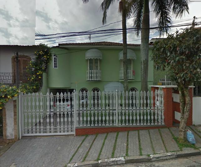 Casa 4 Dorm, Vila Rosália, Guarulhos (SO0686)