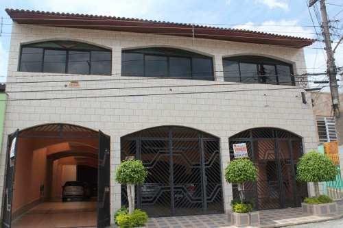 Casa 4 Dorm, Vila Matilde, São Paulo (SO0621)
