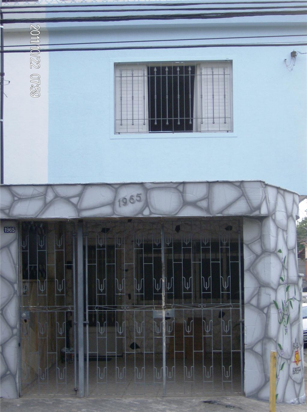 Casa 2 Dorm, Tatuapé, São Paulo (SO0735)