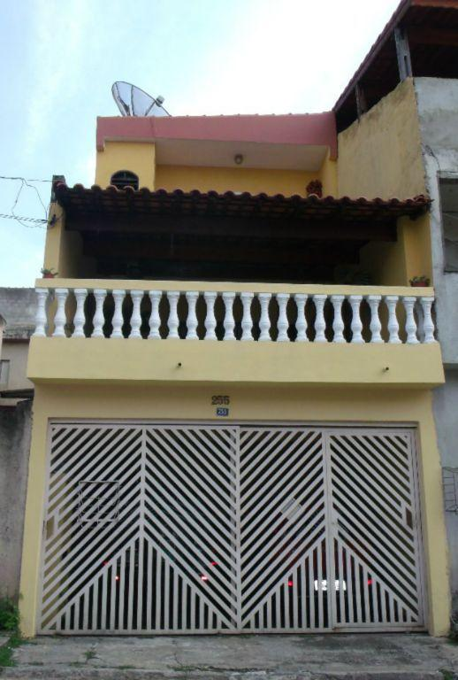Casa 2 Dorm, Jardim Santa Cecília, Guarulhos (SO0697)