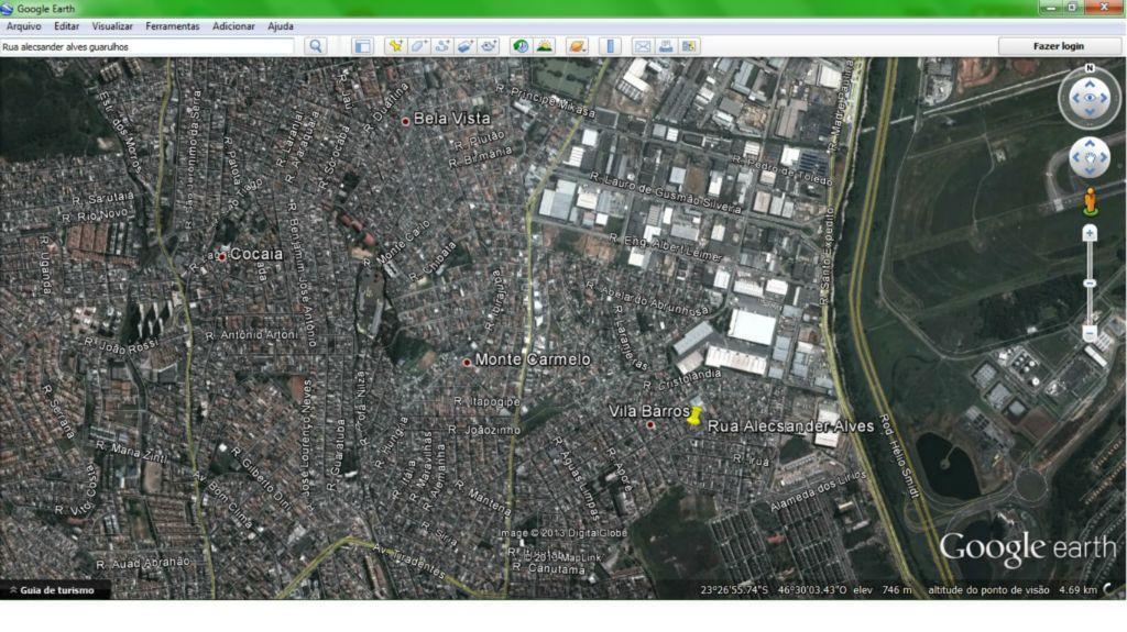 Soute Imóveis - Terreno, Vila Barros, Guarulhos - Foto 2