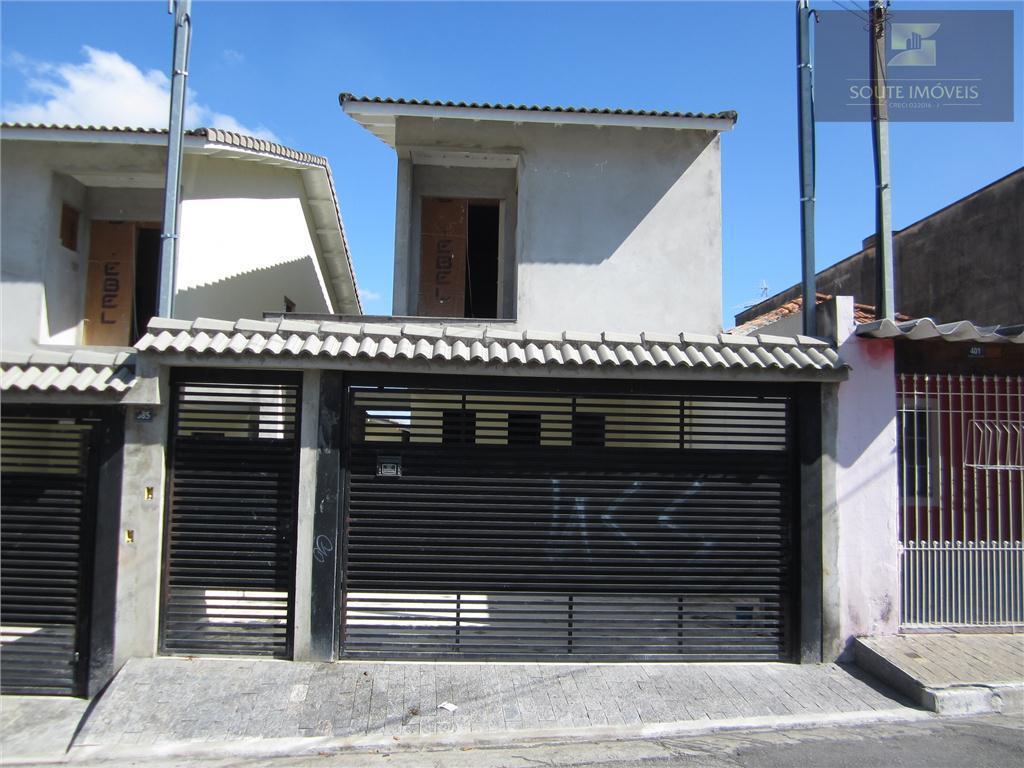 Casa 3 Dorm, Macedo, Guarulhos (SO0774) - Foto 4