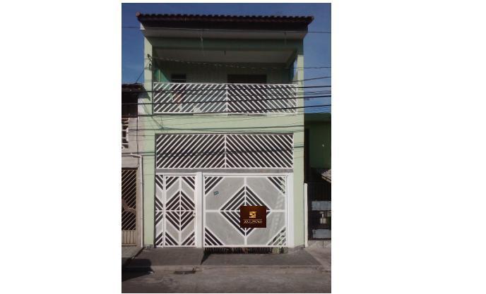 Casa 4 Dorm, Jardim Bela Vista, Guarulhos (SO0825)