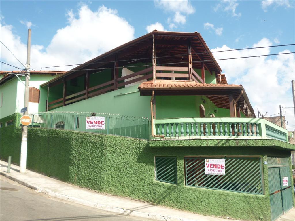Casa 3 Dorm, Jardim Iporanga, Guarulhos (SO0814)