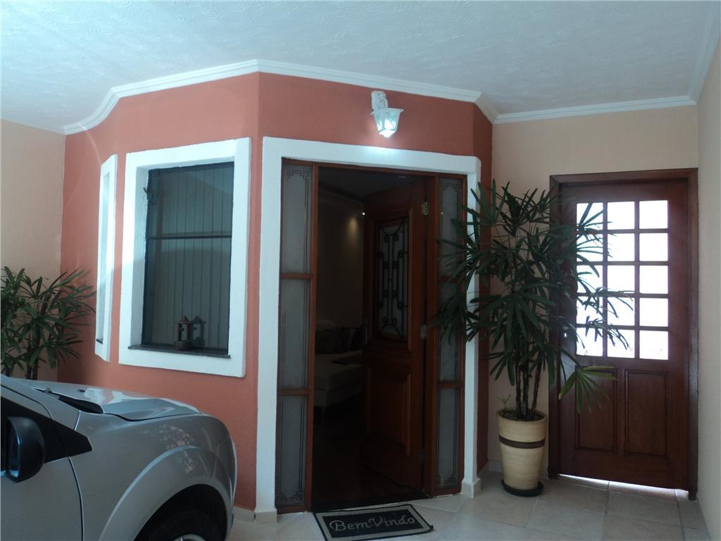 Casa 4 Dorm, Parque Renato Maia, Guarulhos (SO0878)