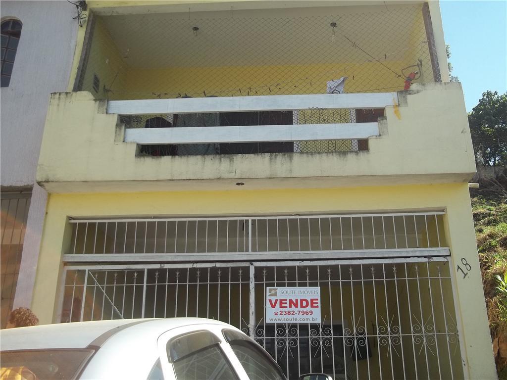 Casa 2 Dorm, Sítio São Francisco, Guarulhos (SO0865)
