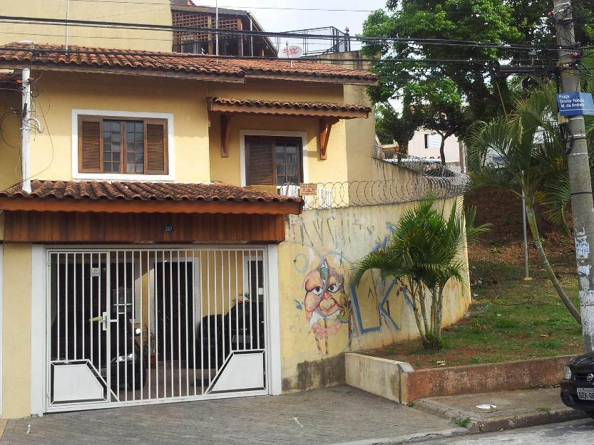 Casa 3 Dorm, Jardim Vila Galvão, Guarulhos (SO0904)