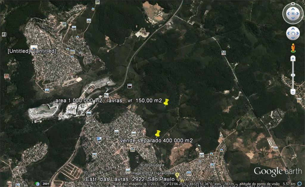 Terreno, Jardim Santo Expedito, Guarulhos (AR0113) - Foto 2