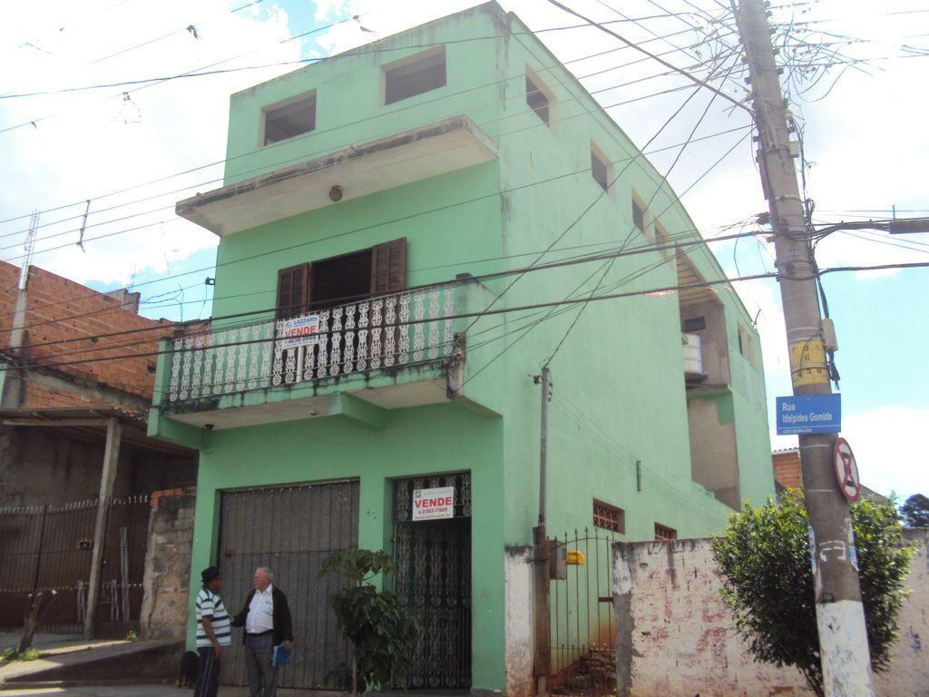 Casa 2 Dorm, Jardim Itamarati, Poa (CA0590)