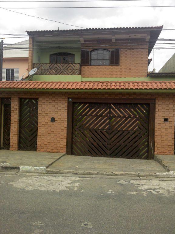 Casa 5 Dorm, Jardim Bom Clima, Guarulhos (CA0662)