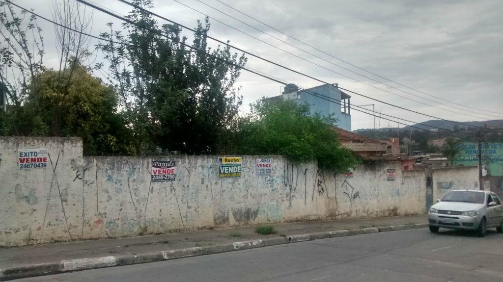 Terreno, Vila São João, Guarulhos (AR0354)