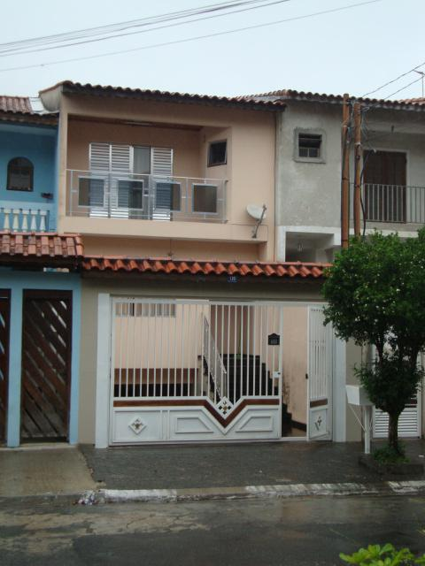 Casa 3 Dorm, Parque Continental Ii, Guarulhos (SO0936)