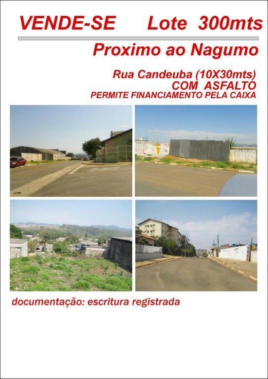 Terreno, Vila Nova Bonsucesso, Guarulhos (TE0293)