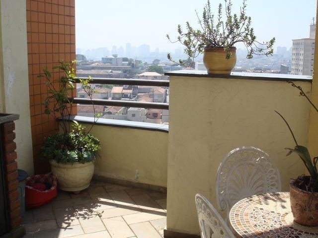 Cobertura 3 Dorm, Vila Bertioga, São Paulo (CO0052) - Foto 10